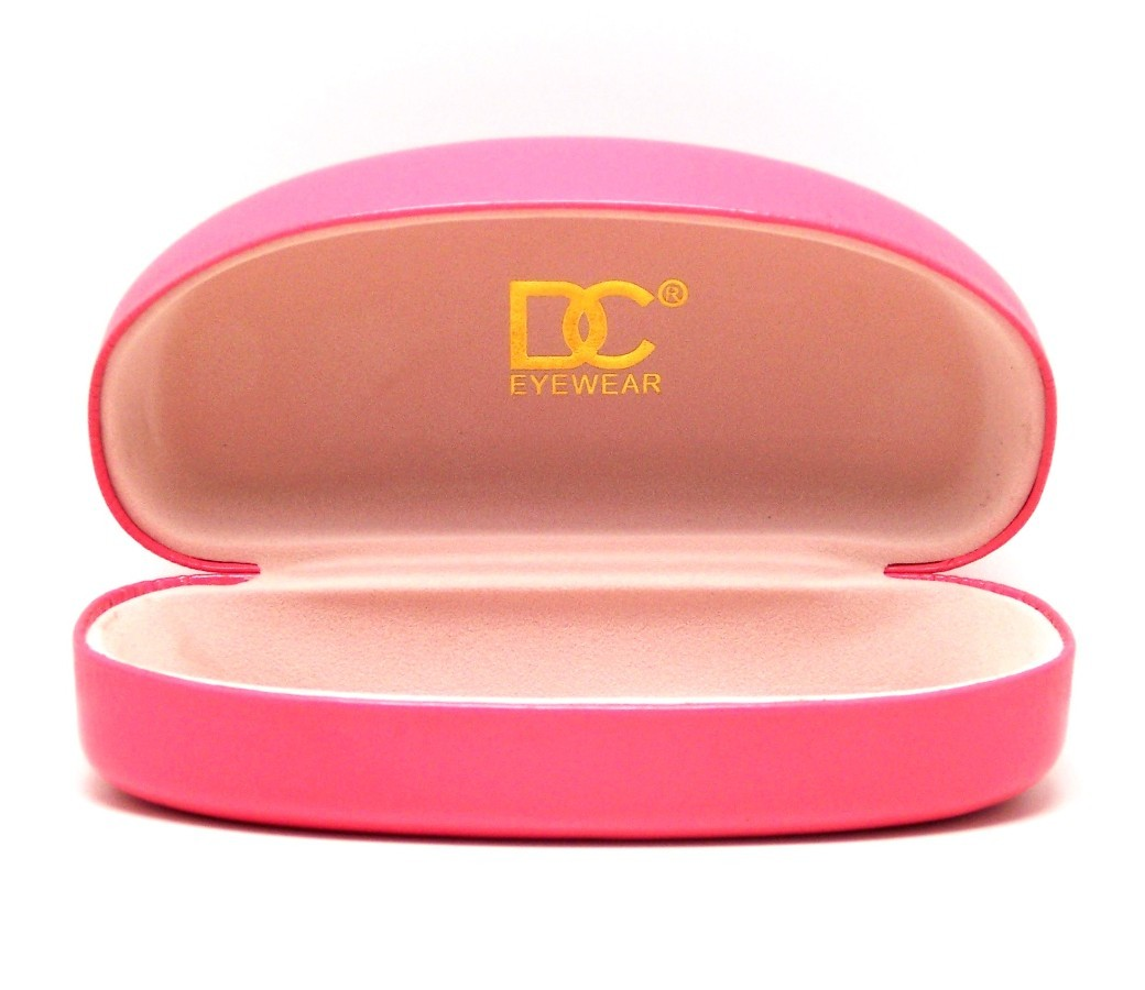 DC Eyewear Spectacles Large Case (Pink Colour)
