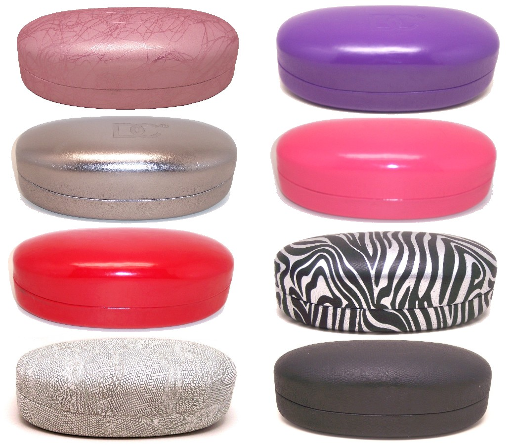 CH02 Large Metal Sunglasses Case (Assorted Colour)