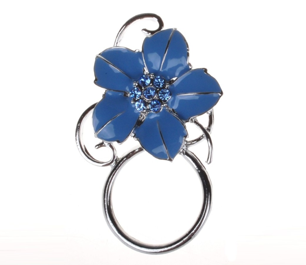 Fashion Eyewear Brooch - Flower ACC-EH0174