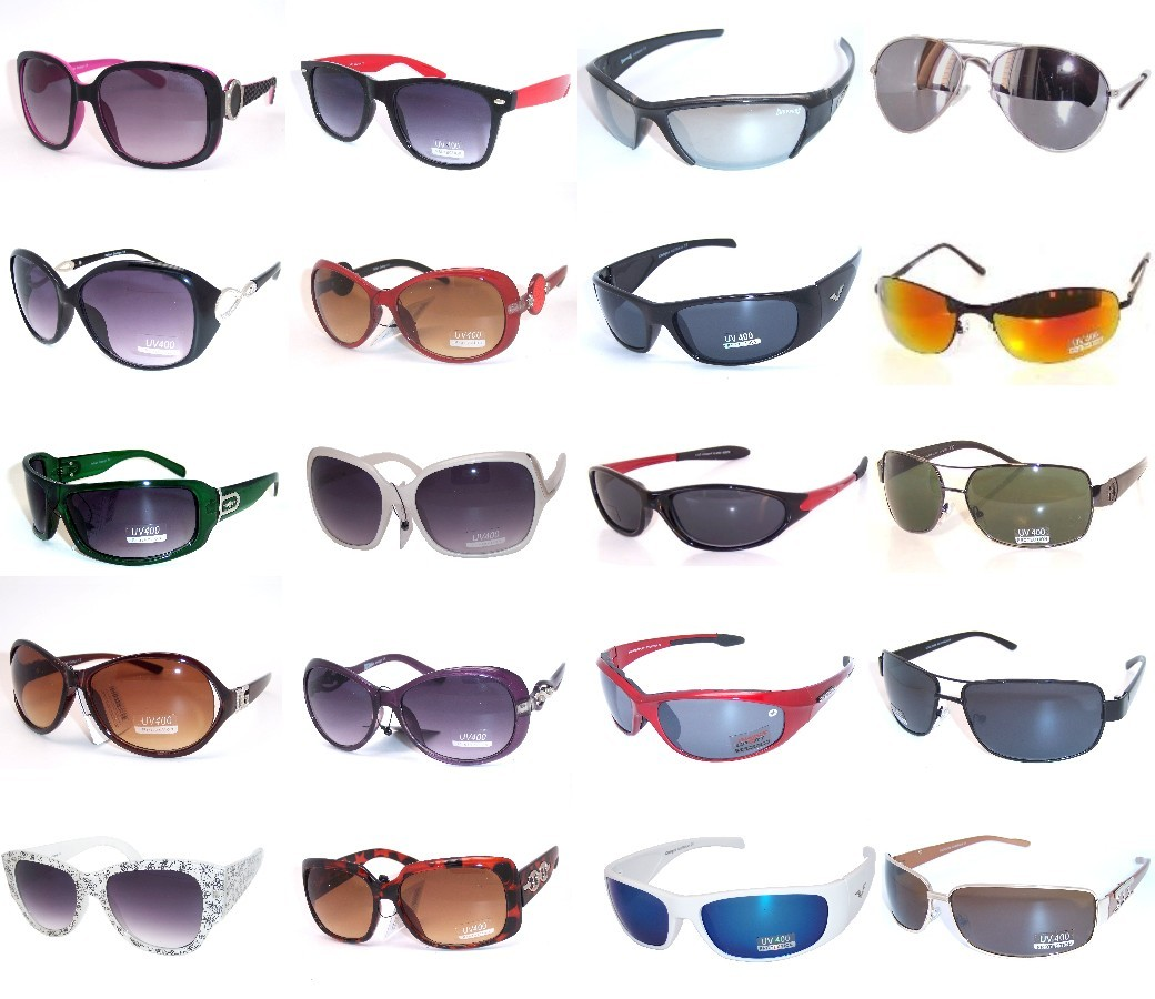 Bulk Buying Specials Sunglasses (15doz/30style 180 Pair Mixed colors)