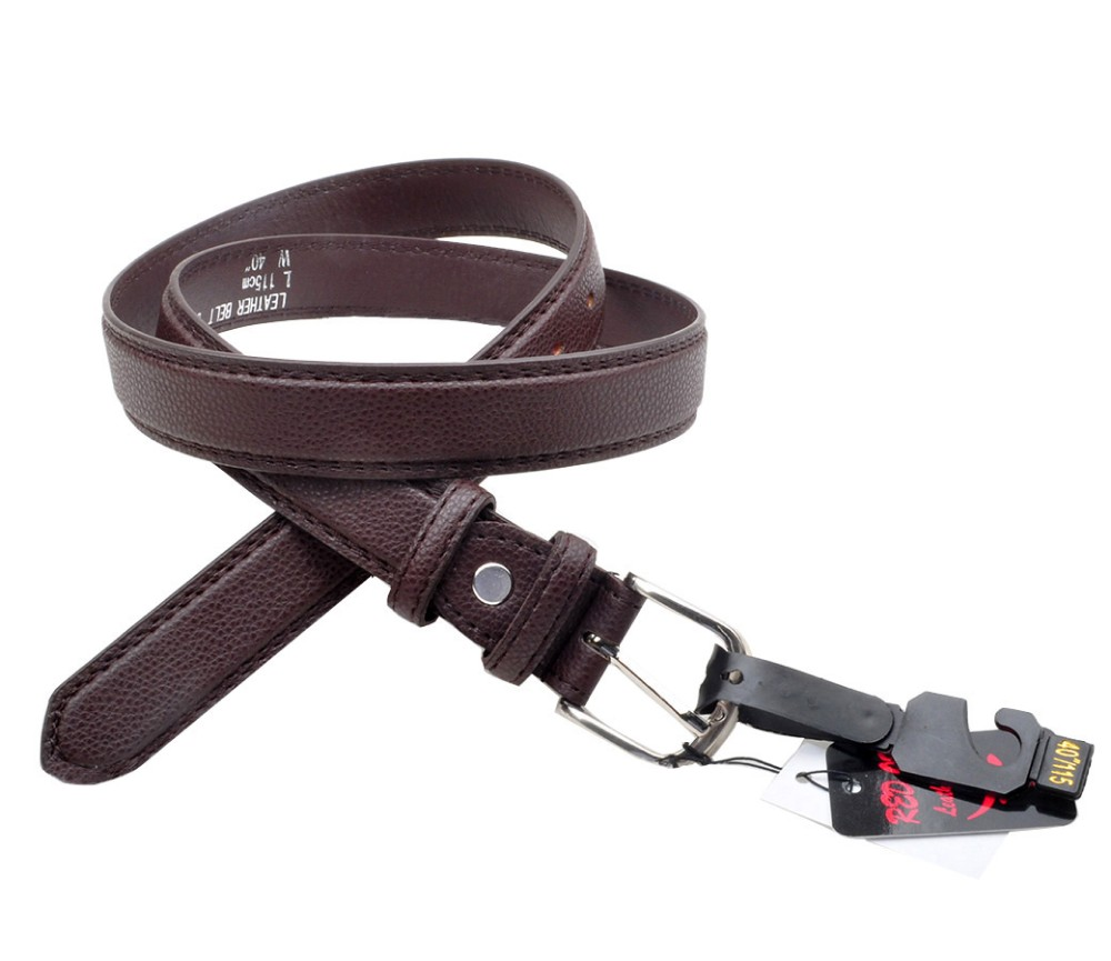 Bulk Buy Belts (3.0cm) Brown BLT1102-2