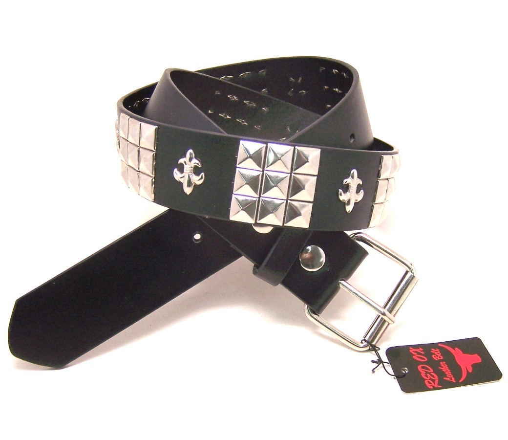 Leather Belt BLT1103 (4cm)