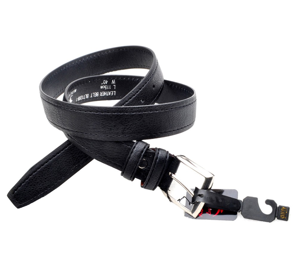 Bulk Buy Belts (3.5cm) Black BLT1208-1