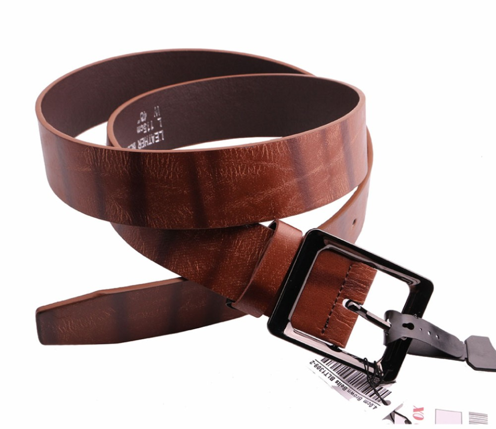 Belts 4.0cm Dark Brown BLT1309-2