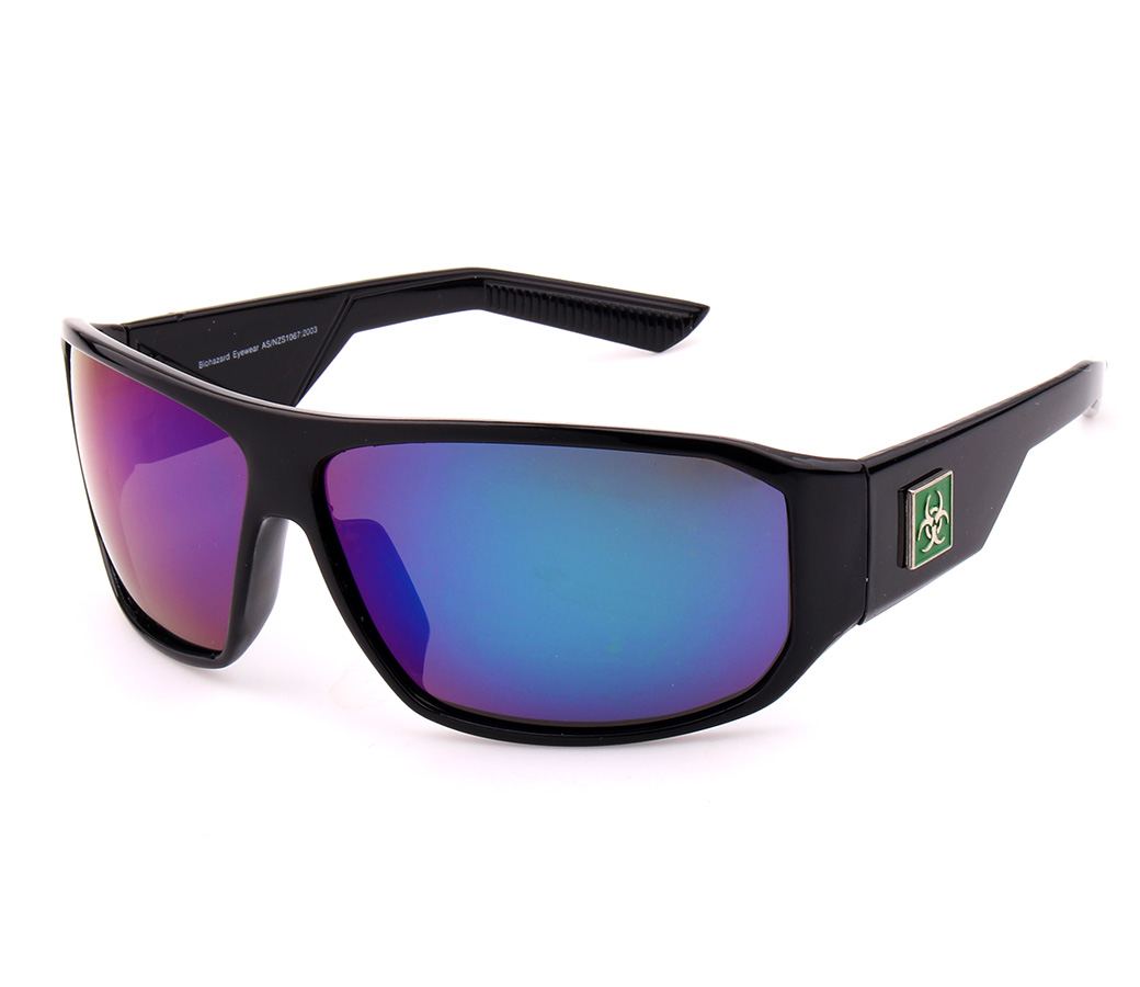 Biohazard Polarized Tint Lens Sunglasses BIO001PP