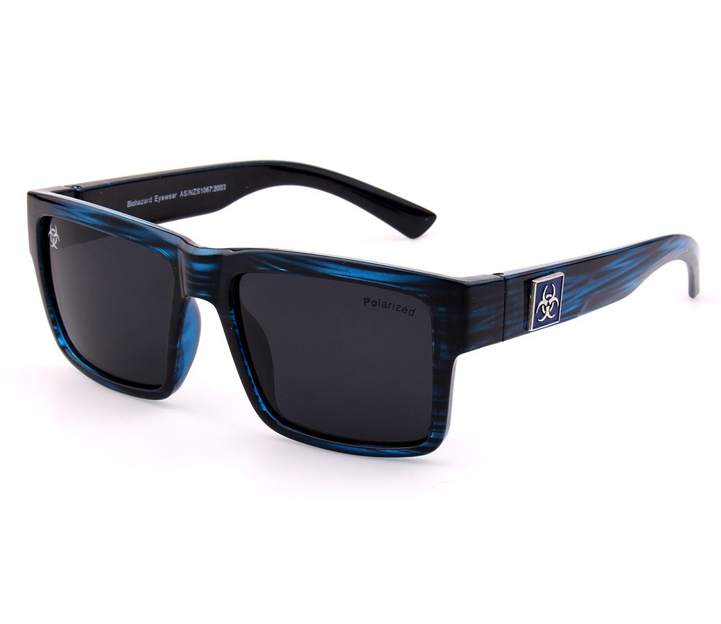 Biohazard Polarized Sunglasses BIO008PP