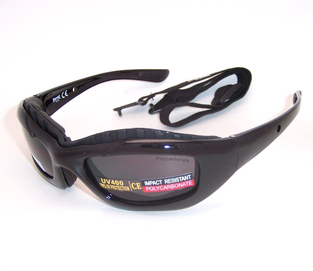 Choppers Goggles Sunglasses (Anti-Fog Coate) 91814-SM