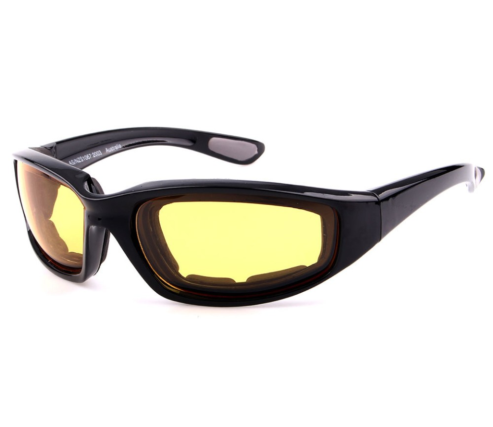 Choppers Goggle Yellow Lens Glasses CHOP170YL