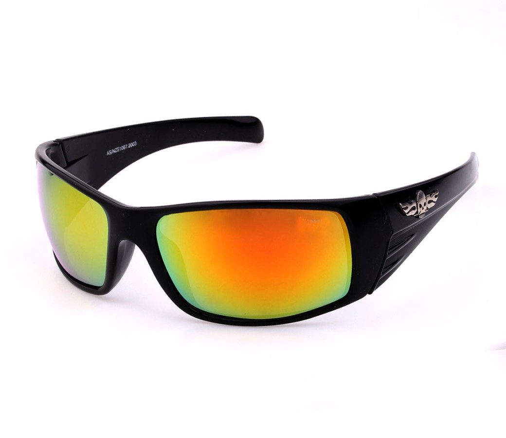Choppers Tinted Lens Polarized Sunglasses CHOP401PP