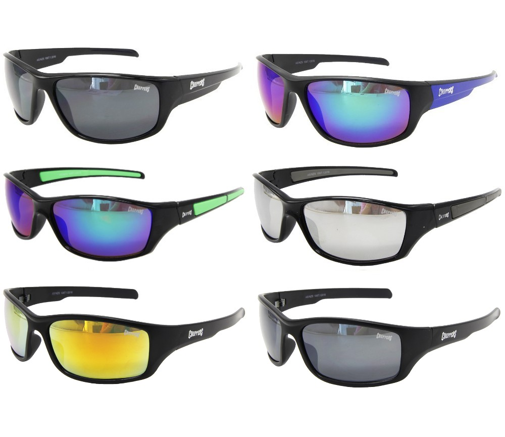 Choppers Sunglasses 3 Style Asst CHOP431/432/433