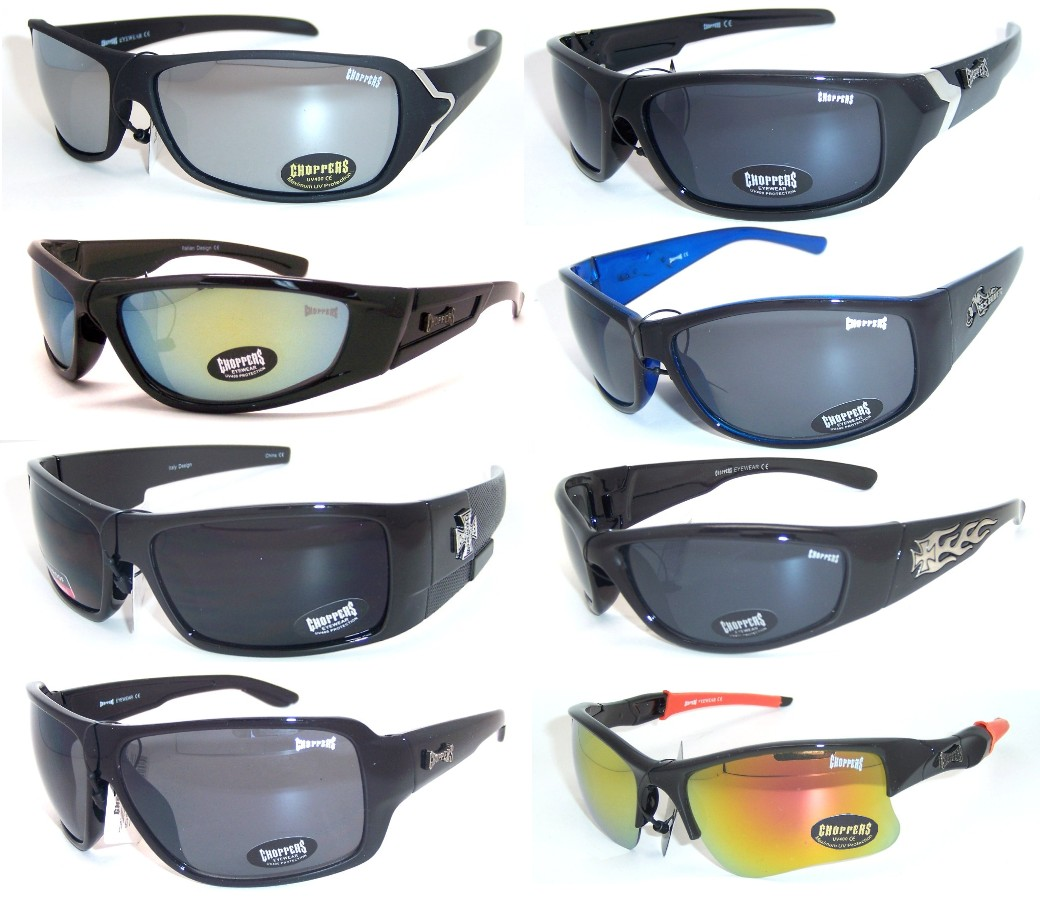 Choppers Sunglasses Sample Pack