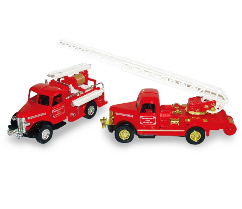 Classic Emergency Diecast Models DC-504