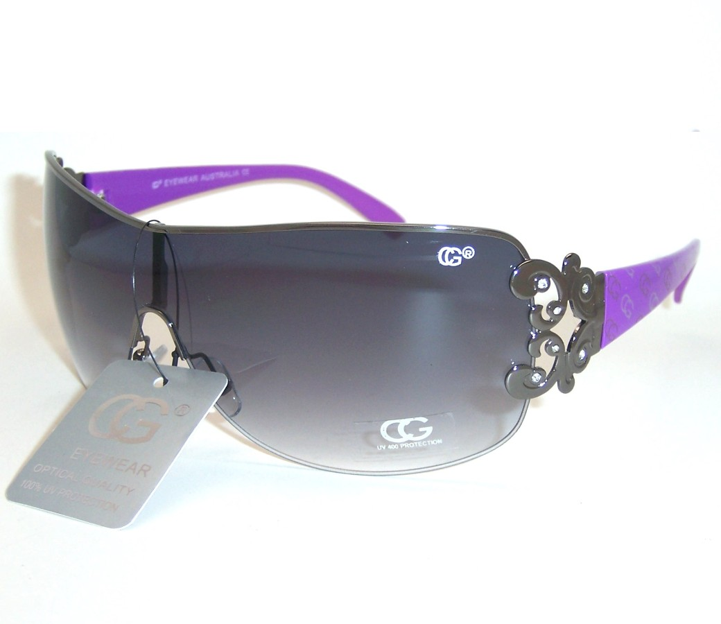 DC Fashion Sunglasses (Polycarbonate) DG116M