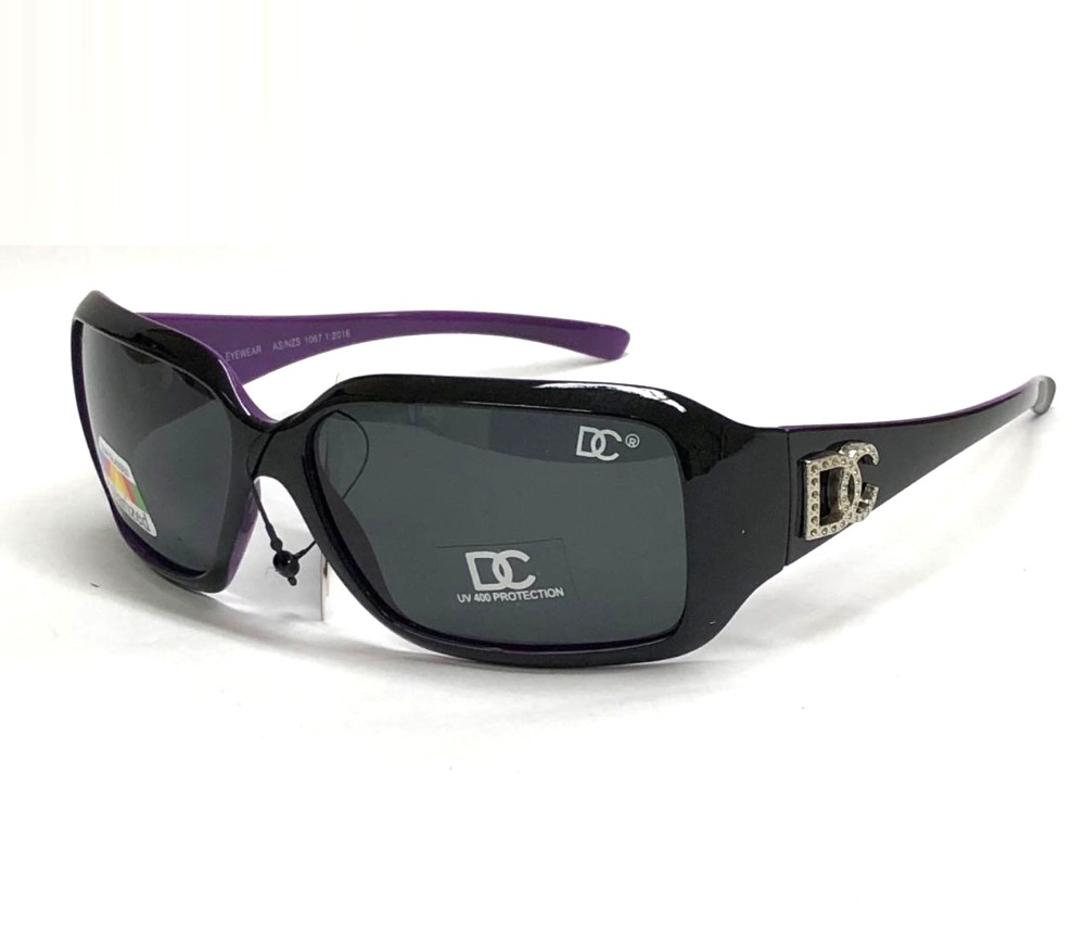 DC Polarized Fashion Sunglasses DC110PP