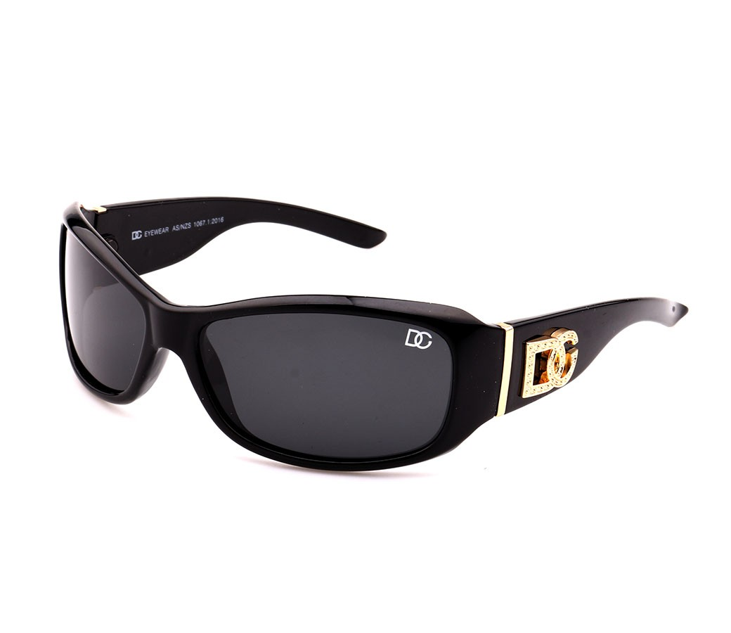DC Polarized Fashion Sunglasses DC029PP