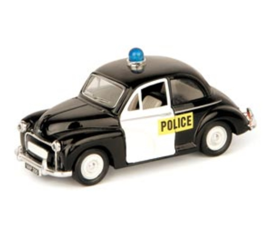 Morris Minor Police 1:26 Diecast Models DP5018D