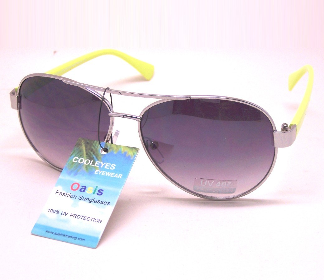Aviator Metal Sunglasses AV002