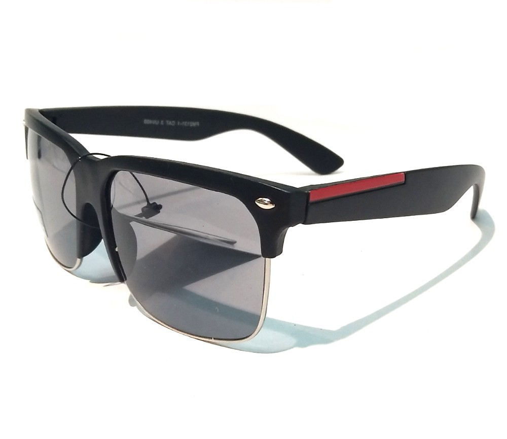 Designer Fashion Metal Sunglasses FM2131-1