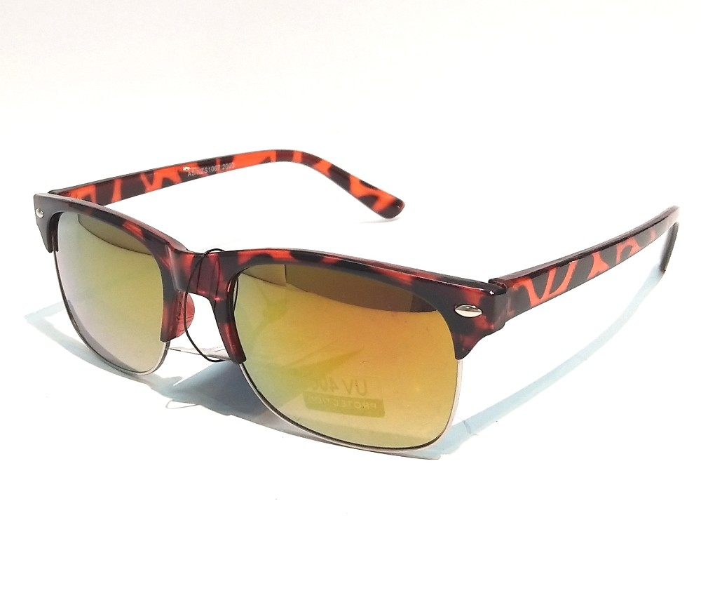 Designer Fashion Metal Sunglasses FM2134-2