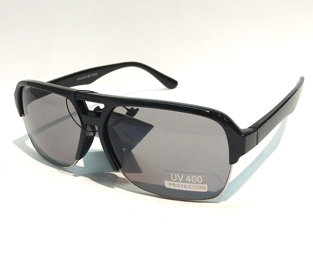 Designer Fashion Metal Sunglasses FM2140