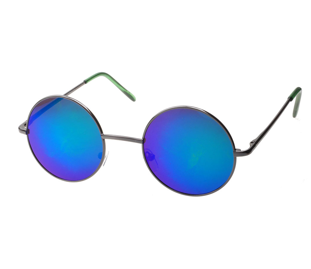 John Lenon Sunglasses with Tint Lens JL001-2