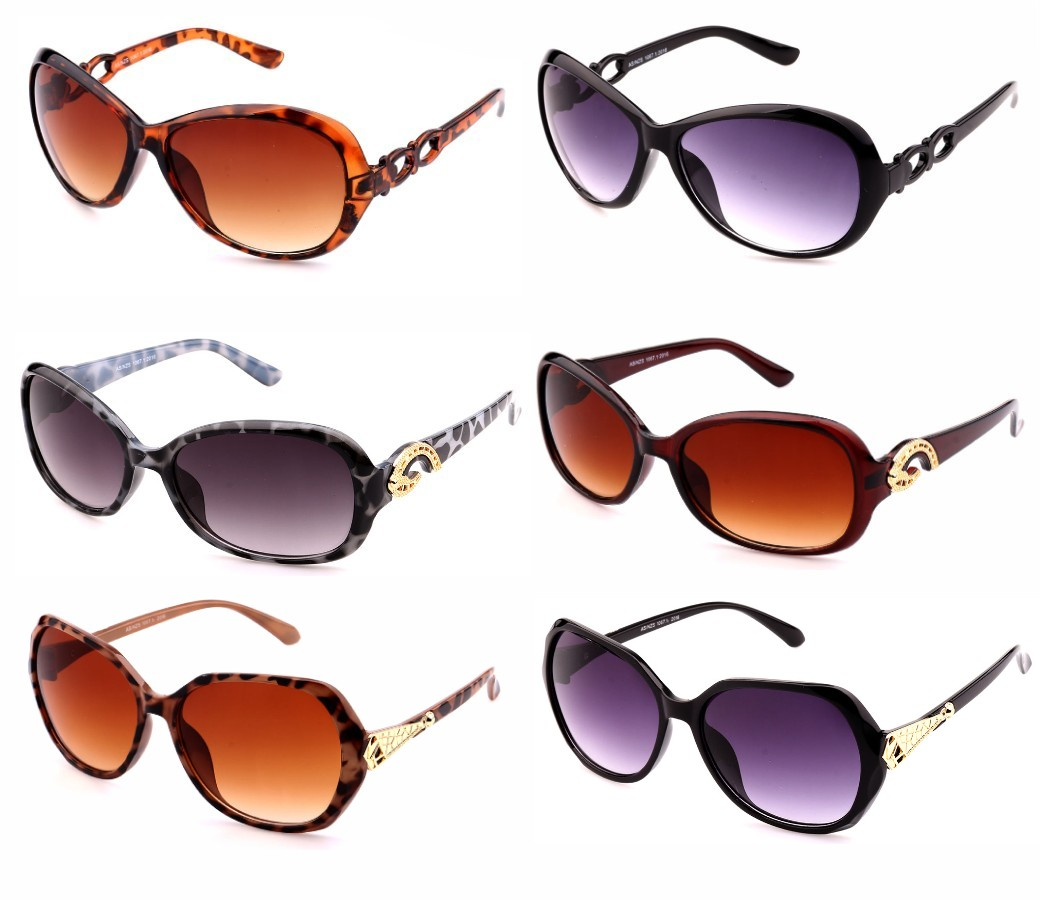Cooeyes Ladies Fashion Sunglasses 3 Style Group FP1338/39/40