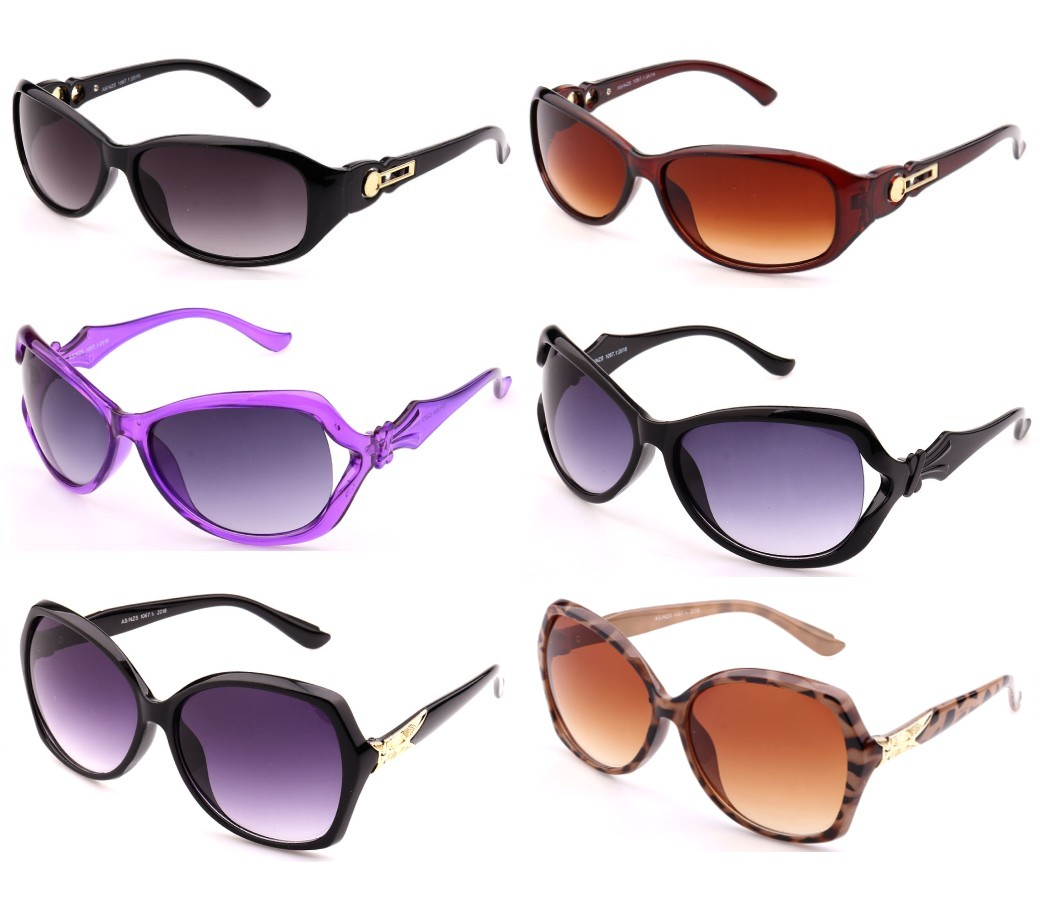 Cooeyes Ladies Fashion Sunglasses 3 Style Group FP1353/54/55