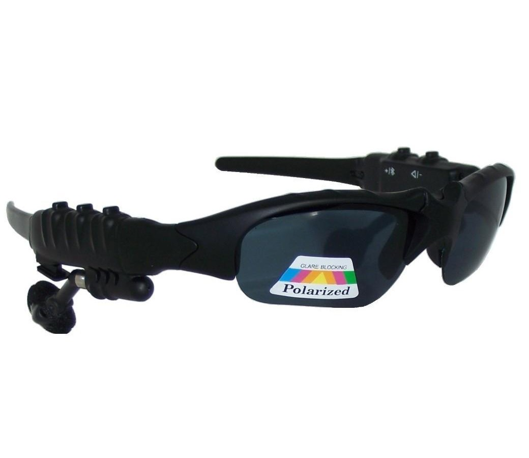 Polarized Sunglasses - Stereo MP3 Player - Bluetooth Earphone