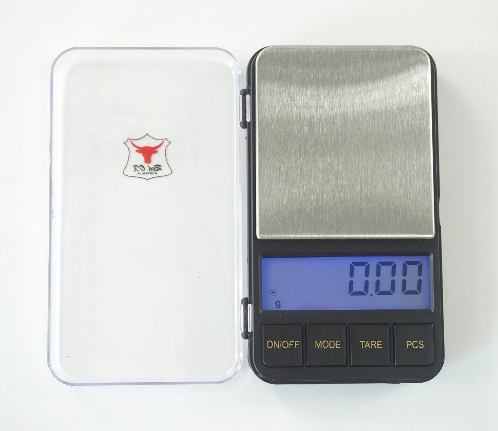 Digital Pocket Scale (Black Colour) SC02 100g/0.01g