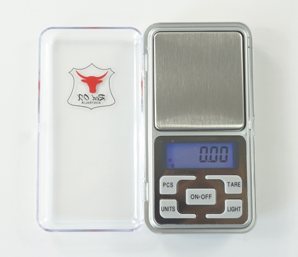 Pocket Digital Scale MH Series SC04-100/0.01SL Silver