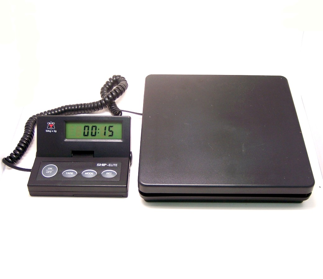 Industrial Shipping Scale 50kgx3g SE50kg/3g