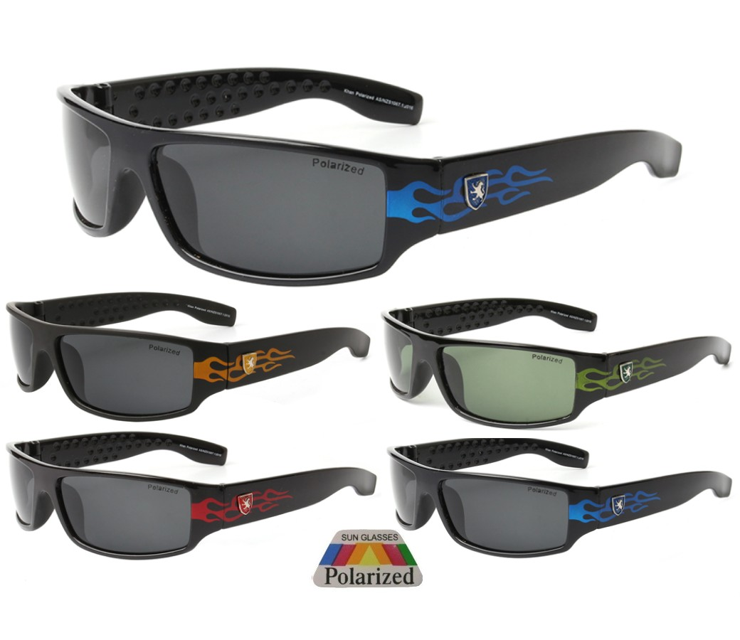 Khan Polarized Sunglasses KH1021PP