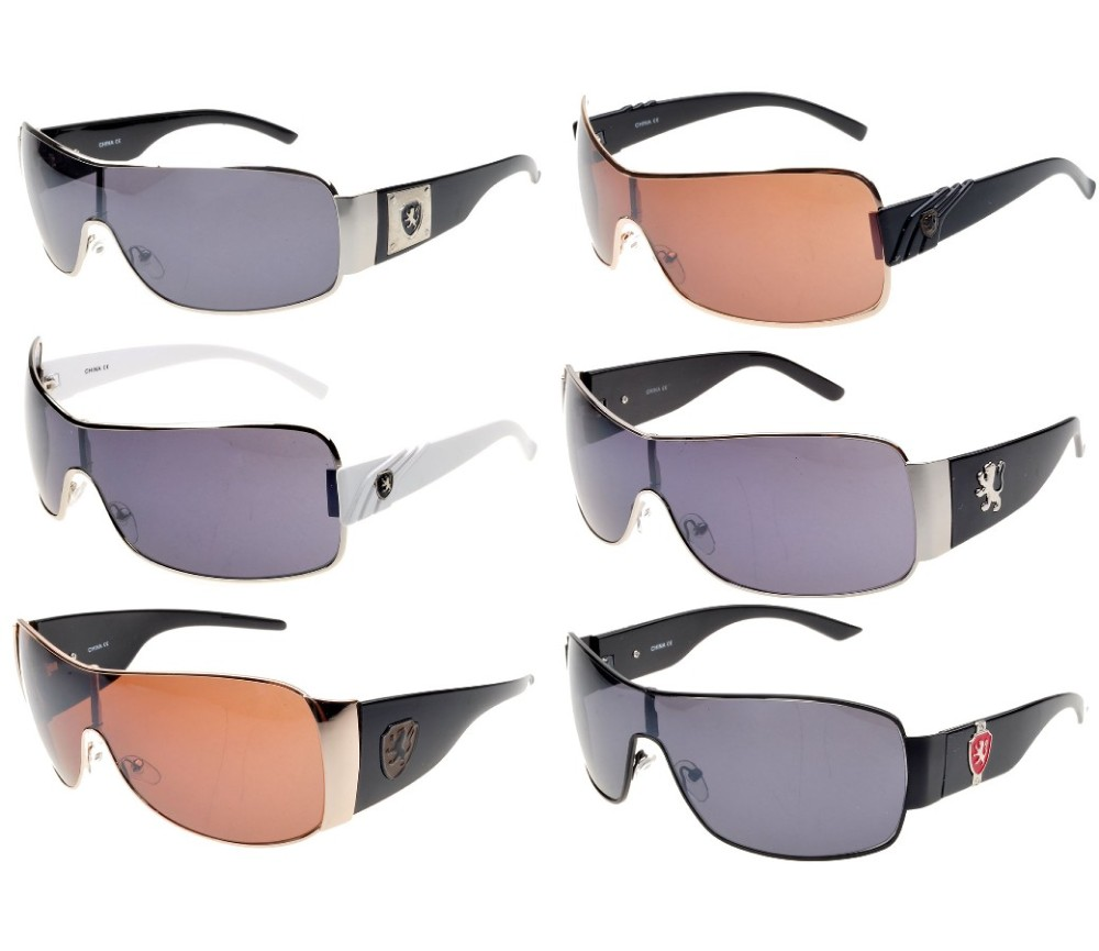 Khan Metal Sports Sunglasses Sample Pack
