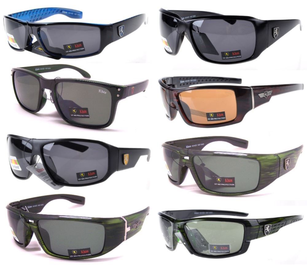 144 Pair Khan Sunglasses Package Sale