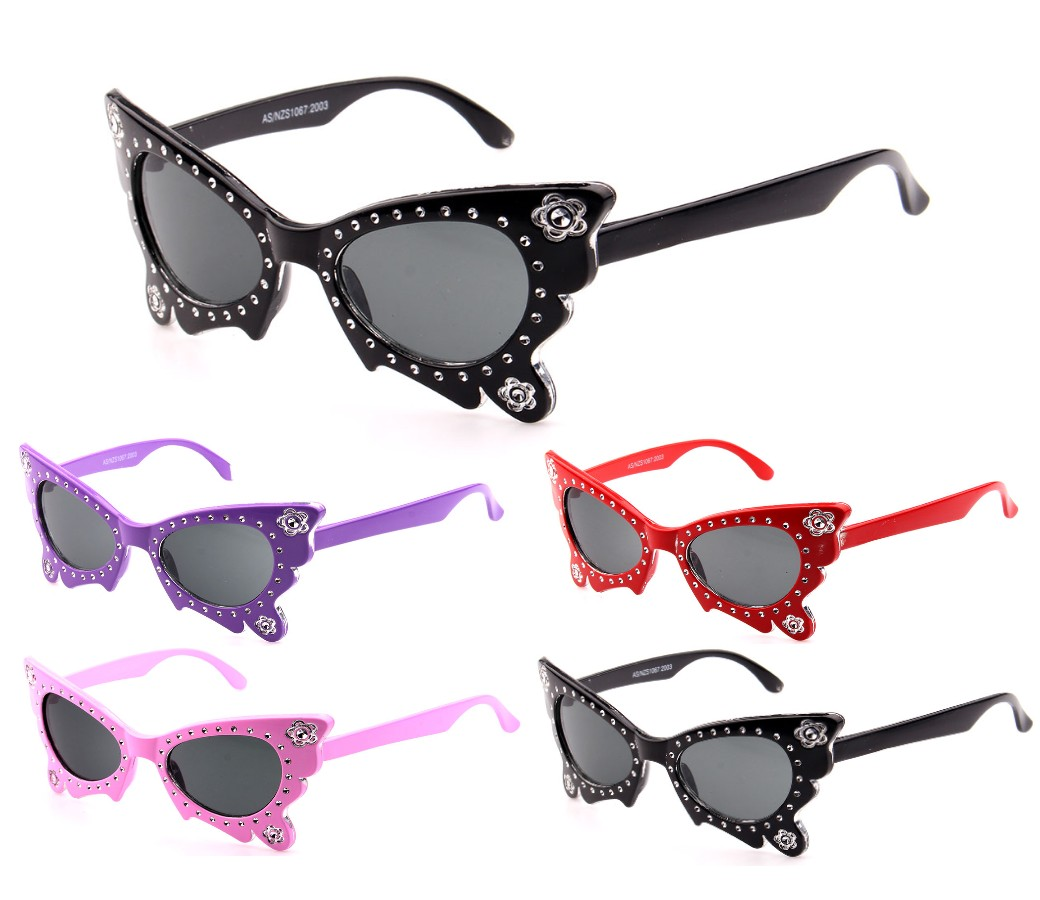 Kids Fashion Sunglasses KF7082