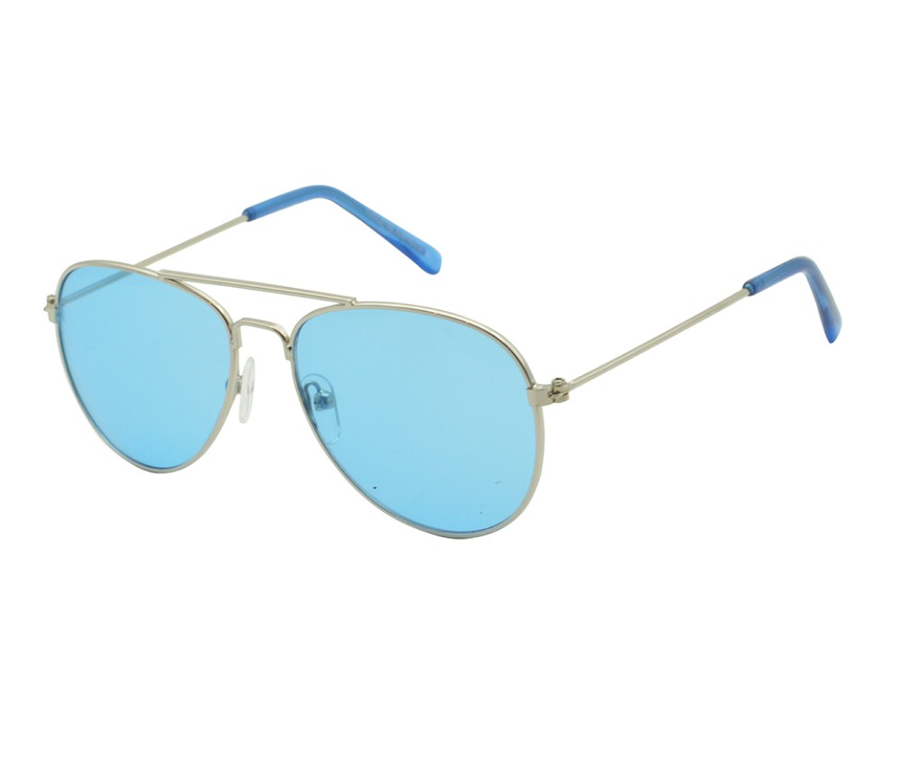 Kids Aviator Metal Sunglasses KM8060-1