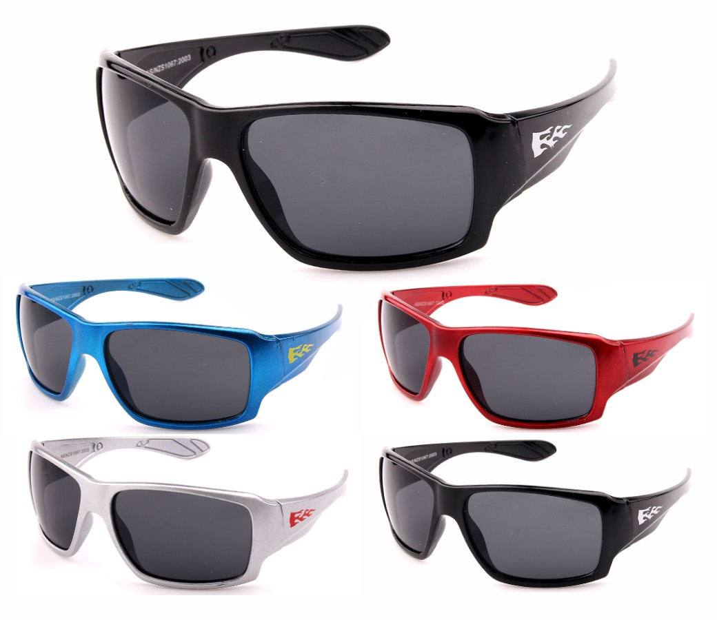 Kids Sports Sunglasses KS8060-1
