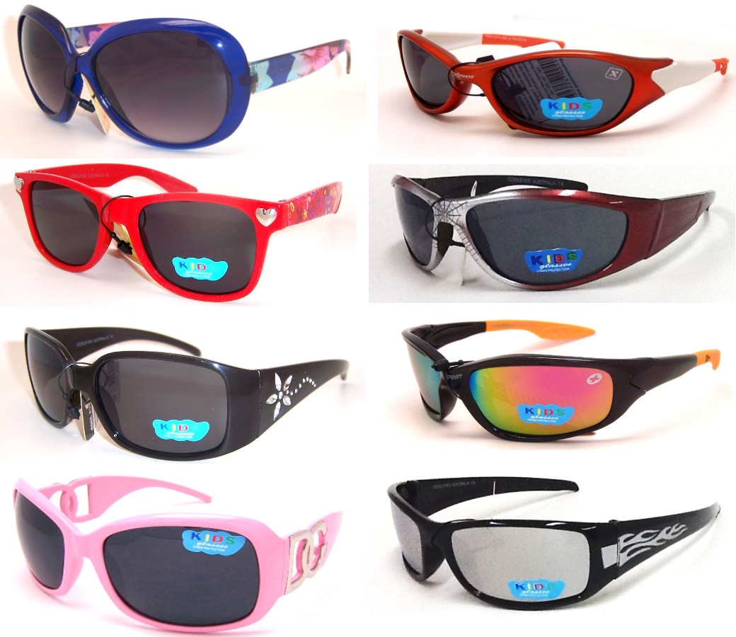 Kids Sunglasses Sample Pack