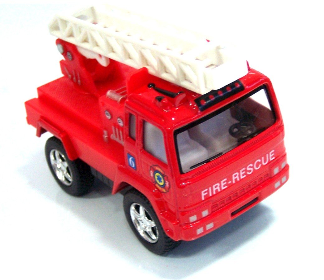 Funny Fire Engine (3.25