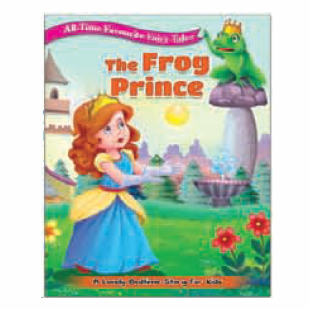 All Time Favourite Fairy Tales The Frog Prince (MM74218)