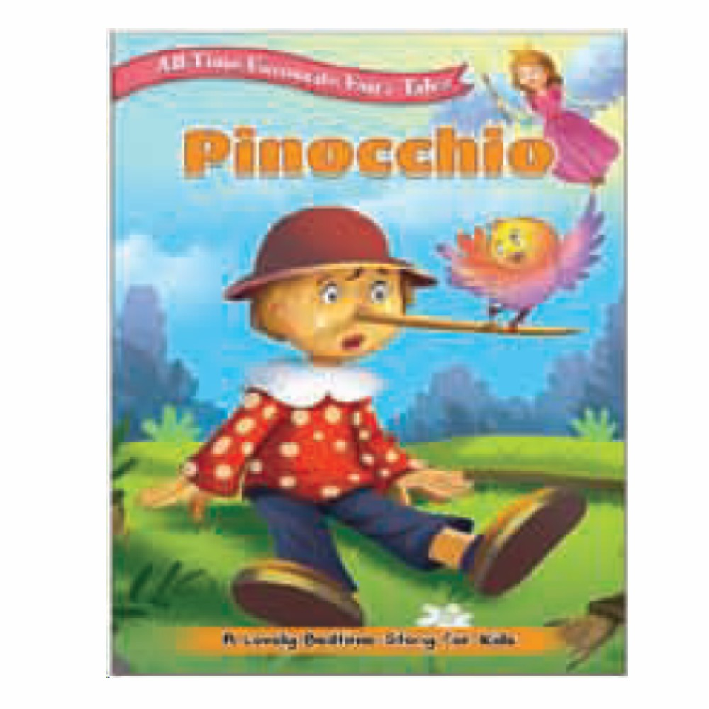 All Time Favourite Fairy Tales Pinocchio (MM74232)