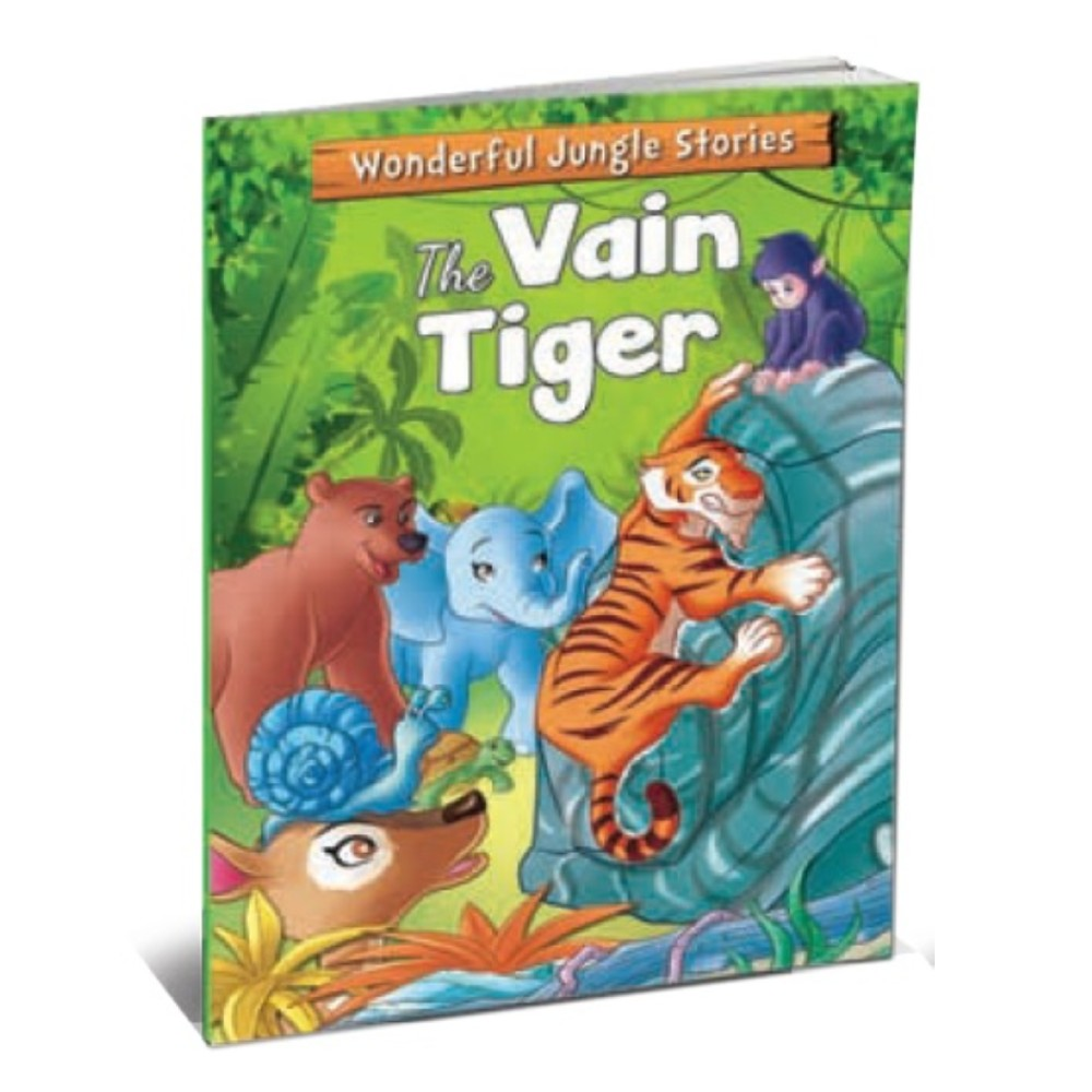 Wonderful Jungle Stories The Vain Tiger (MM75383)