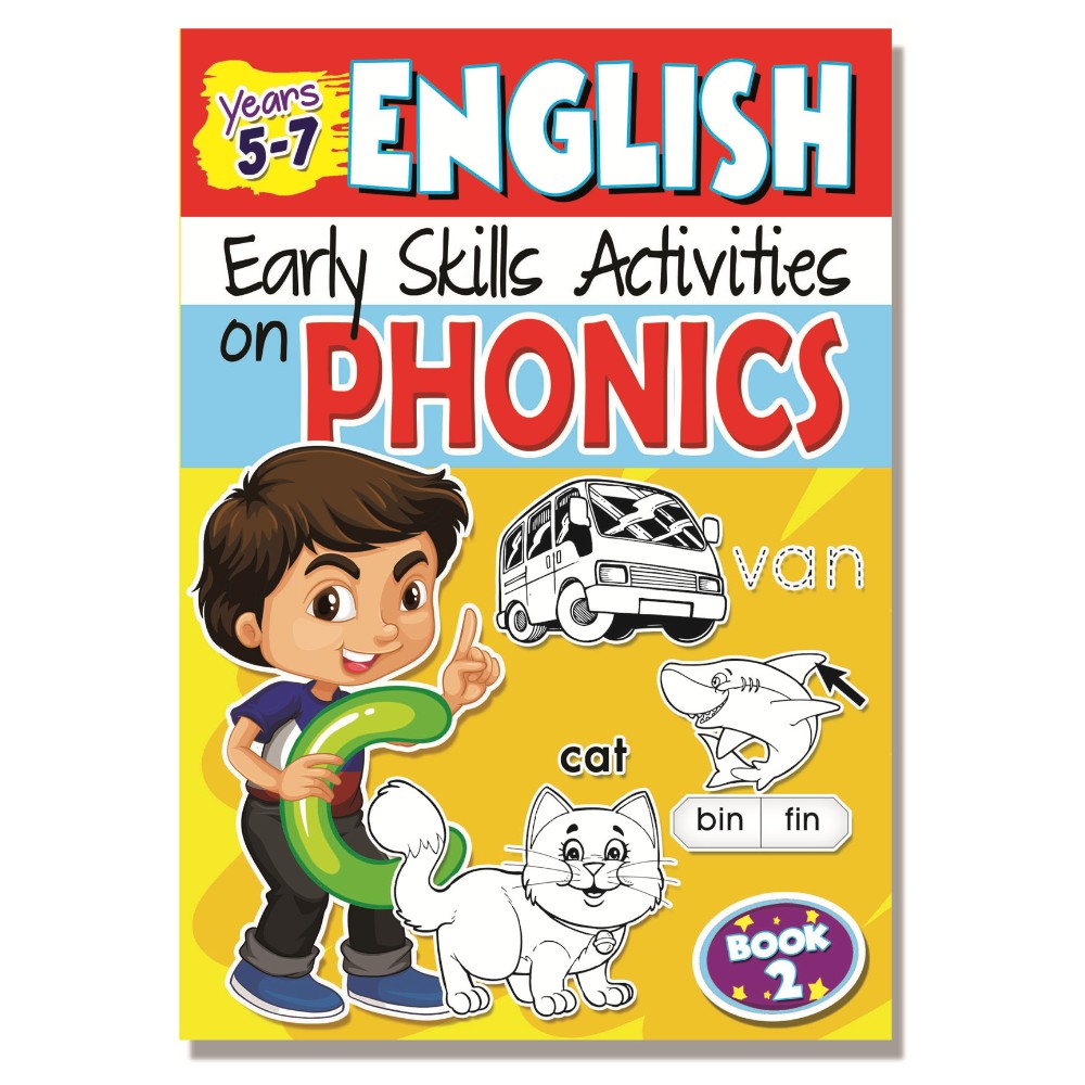 Early Skills on Phonics Book 2 (MM75581)