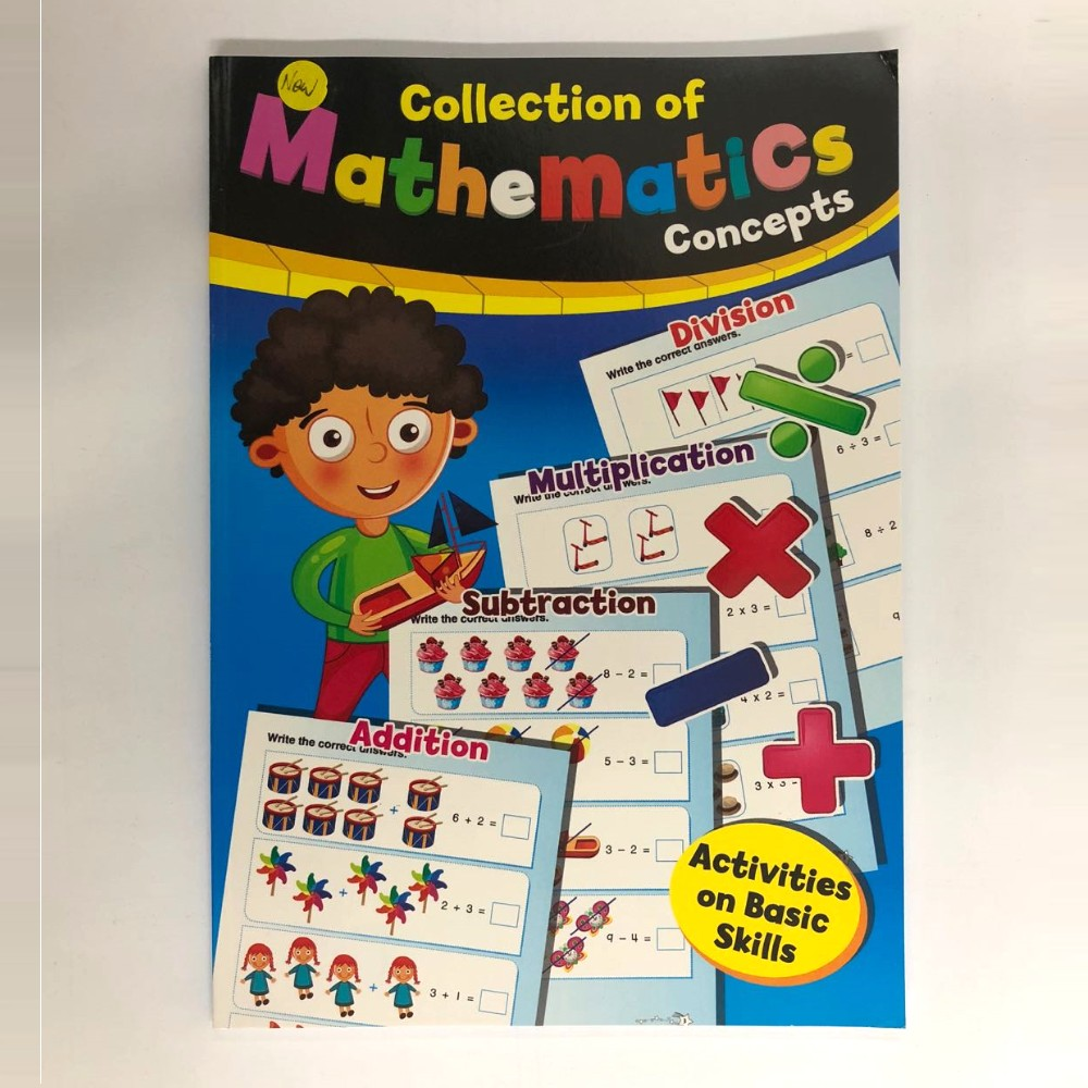 Collection of Mathematics Concepts (MM75741)