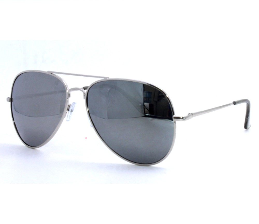 Aviator Metal Polarized Tint Lens Sunglasses AV010PM-2