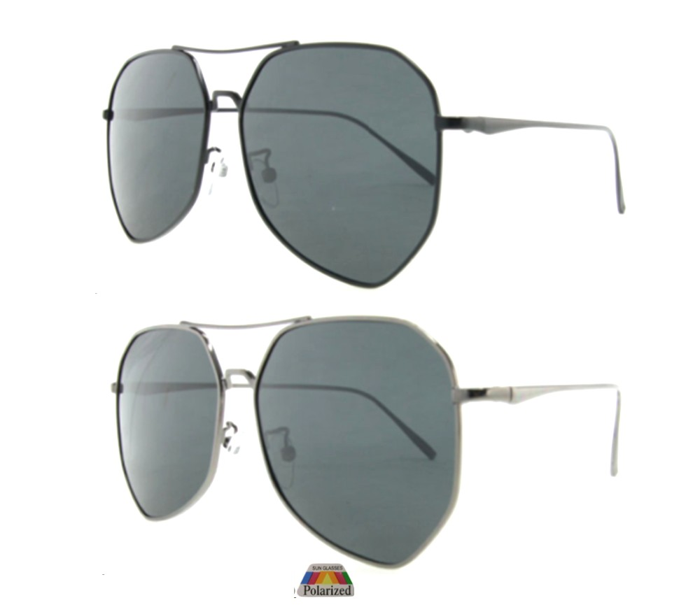 Classics Metal Polarized Sunglasses 2004-S-P