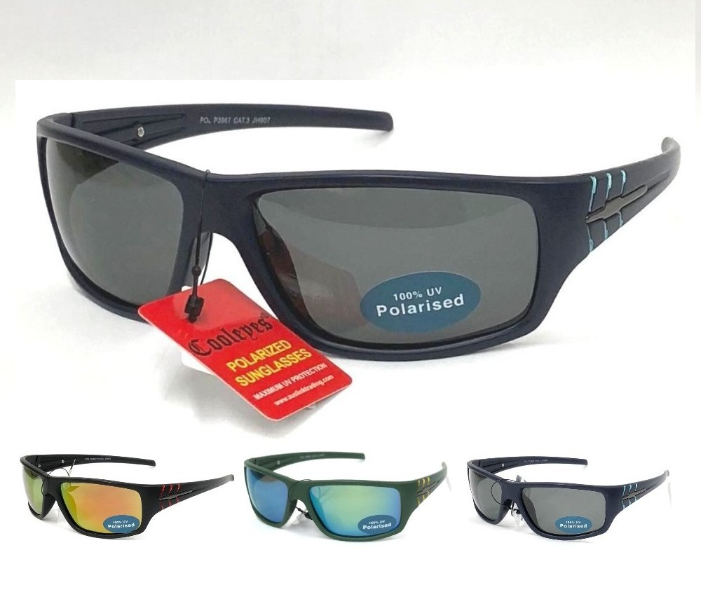 Mens Sports Polarized Sunglasses P3987
