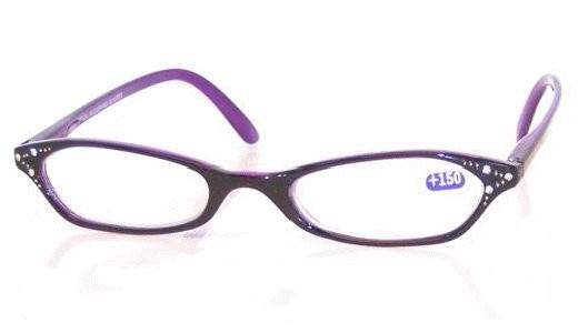 Ladies Rhinestone Reading Glasses R9011