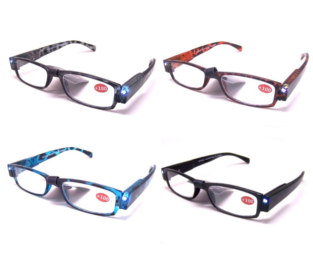 Cooleyes LED Reading Glasses R9087