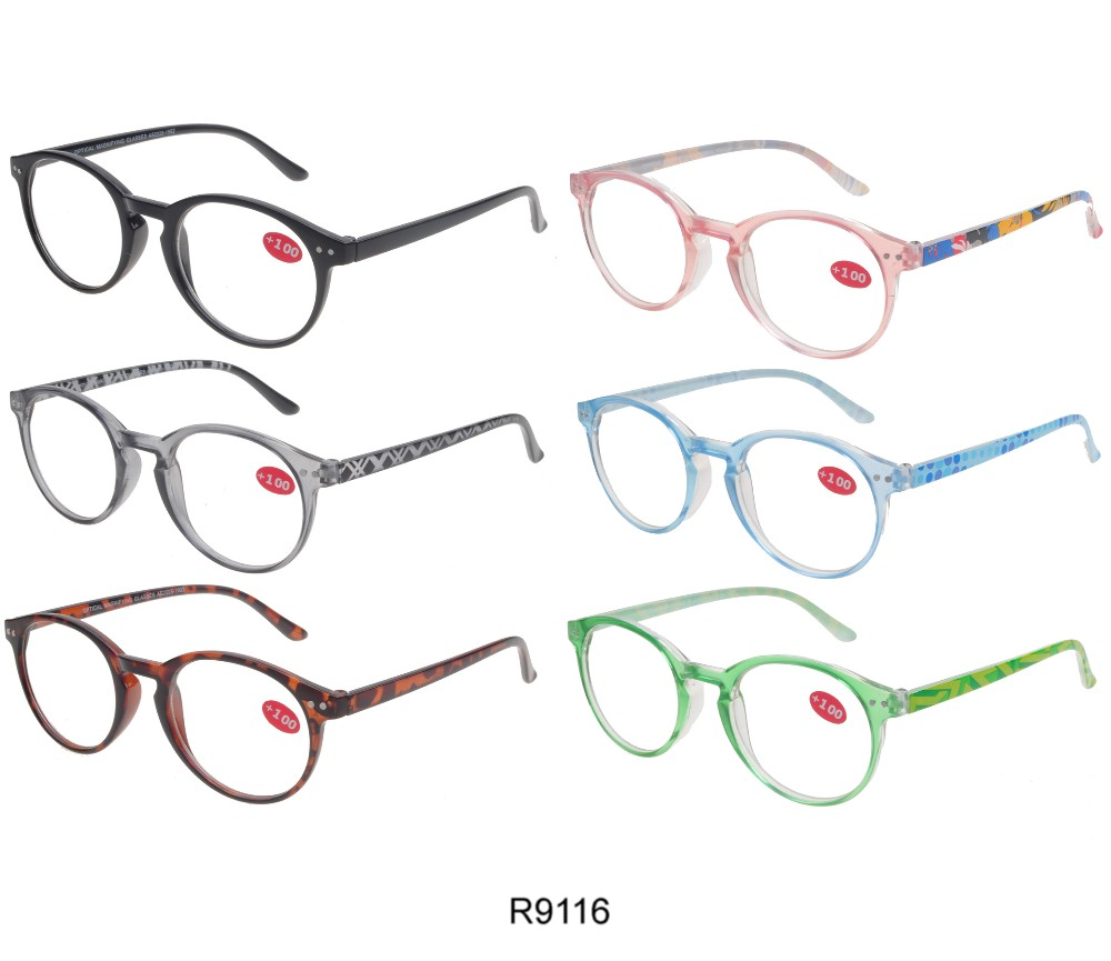 Cooleyes Fashion Ladies Plastic Reading Glasses R9116